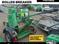 INDUSTRIAL EQUIPMENT SALE