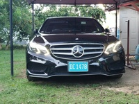 Mercedes-Benz E-Class 3,5L 2015