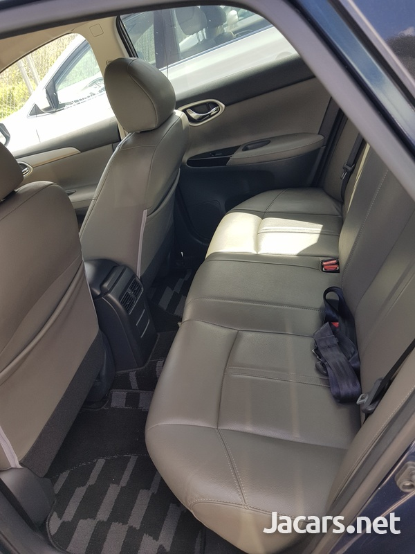 Nissan Sylphy 1,5L 2014-14