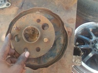 Toyota Corolla AE100 Back Hub Right and Left