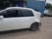 Damaged Nissan Tiida 1,5L 2007