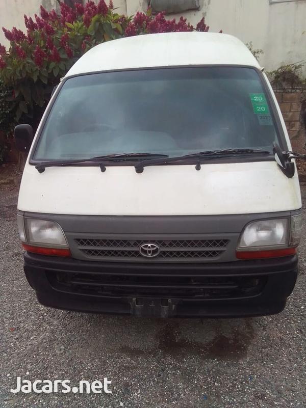 Toyota Hiace 3,0L 1998-1