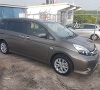 Toyota Isis 1,8L 2016