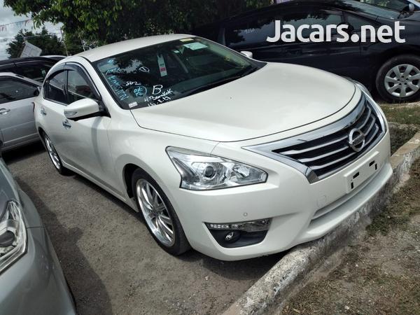 Nissan Teana 2,5L 2016-1