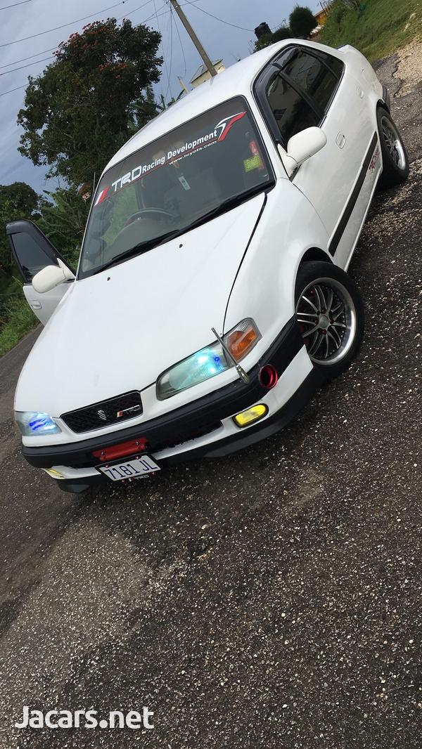 Toyota Sprinter 1,6L 1995-6