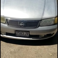 Nissan Sunny 1,6L 2002