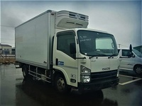 Isuzu Elf Freezer Truck 2012