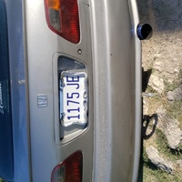 Honda Civic 1,2L 2000