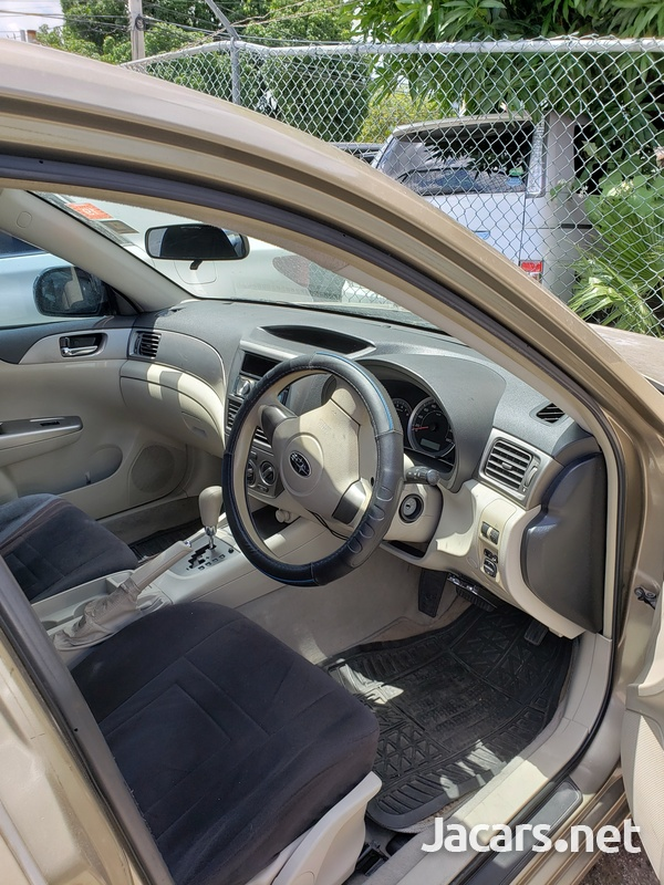 Subaru Impreza 1,5L 2008-6