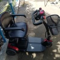 Drive Medical scooter- Spitfire pro