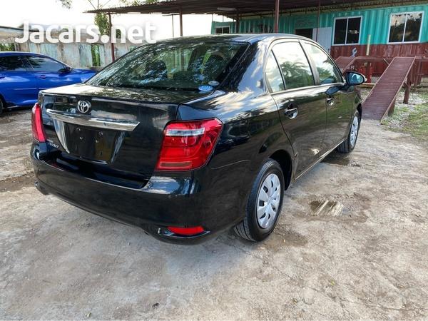 Toyota Axio 1,3L 2017-4