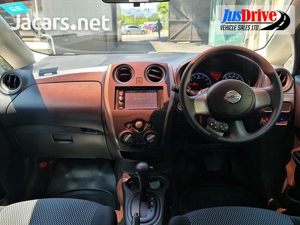 Nissan Note 1,3L 2013-9