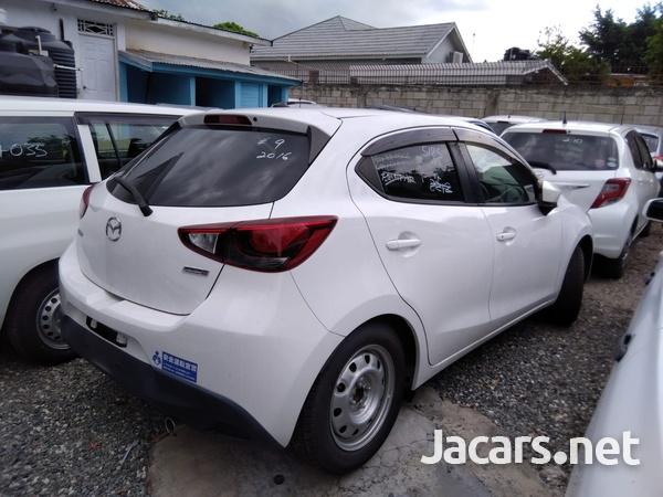 Mazda Demio 1,5L 2016-8