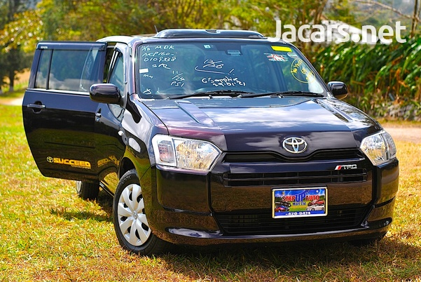 Toyota Probox 1,5L 2018-1