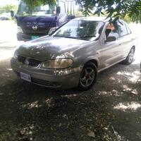 Nissan Sylphy 1,8L 2003