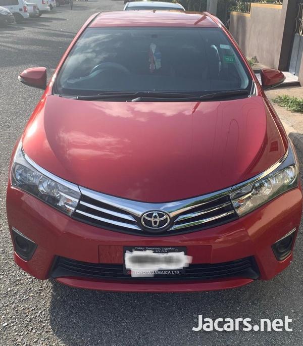 Toyota Corolla 1,6L 2016-8