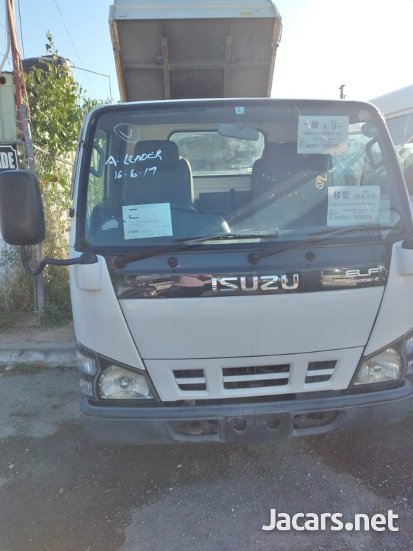 2005 Isuzu Elf Tipper Truck-4