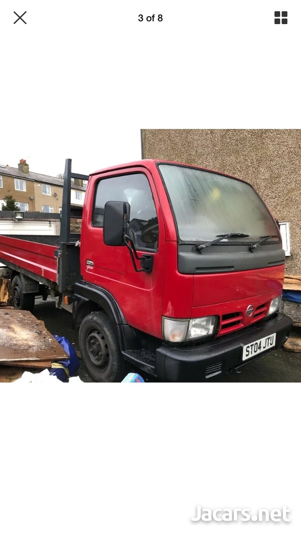 Nissan Cabstar tipper 2004 newly imported-5