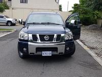 2008 Nissan Titan Limited Edition