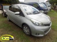 Toyota Vitz 1,2L 2011