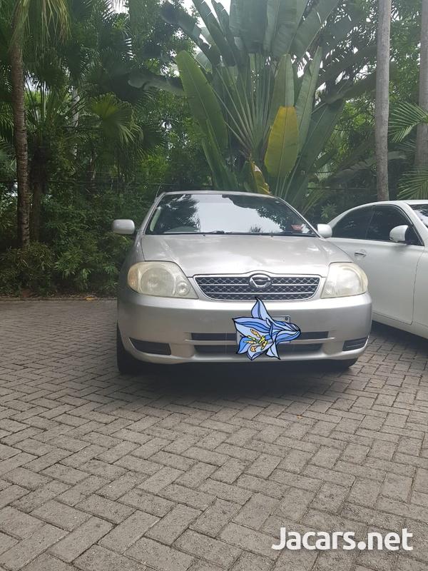Toyota Corolla 1,5L 2001-1