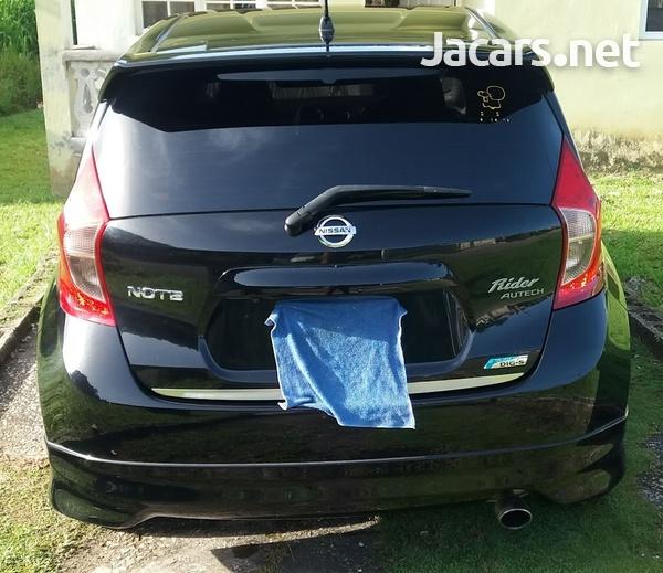 Nissan Note 1,2L 2014-7