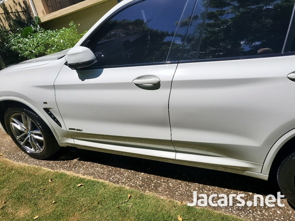 BMW X3 2,0L 2018-2