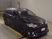 Toyota Fielder 1,5L 2017