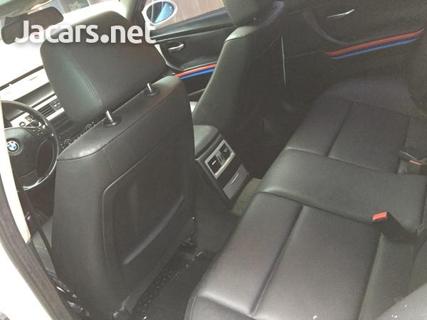 BMW 3-Series 3,0L 2006-8
