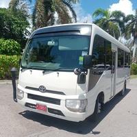Toyota Coaster Bus 2018
