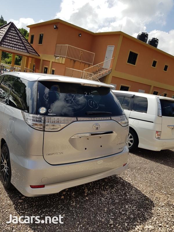 Toyota Estima 2,4L 2012-2