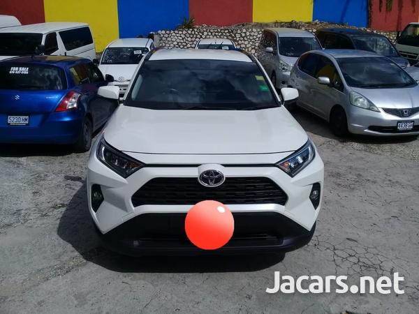 Toyota RAV4 2,0L 2020-1