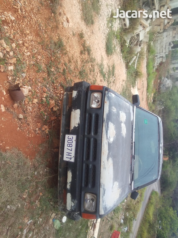 Mazda Pickup 1,0L 1989-1