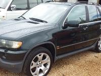 BMW X5 4,4L 2000