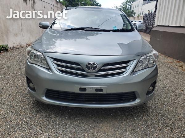 Toyota Corolla Altis 1,6L 2013-2