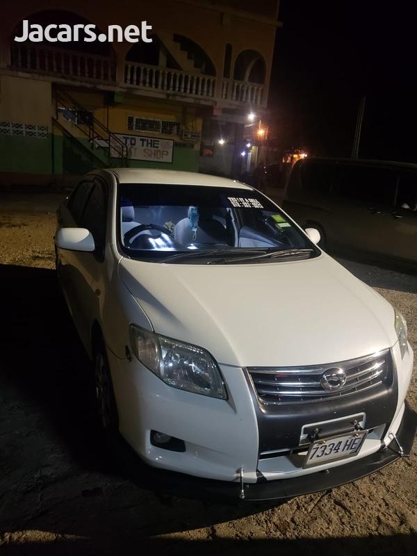Toyota Axio 1,5L 2012-15
