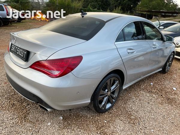 Mercedes-Benz CLA-Class 2,0L 2015-4