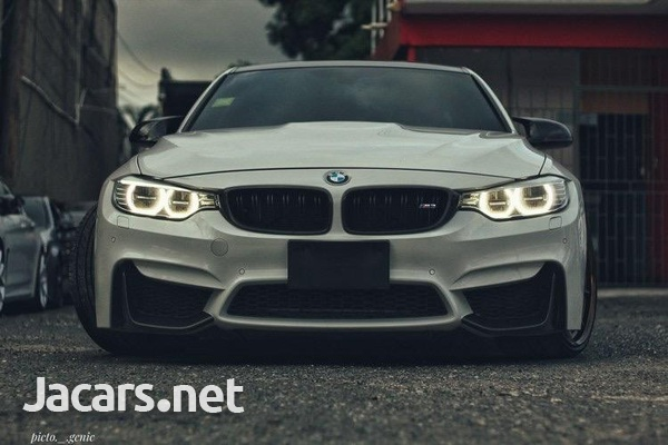 BMW M3 2,0L 2016-1