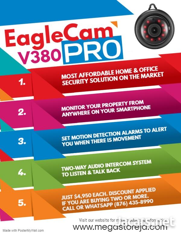 Eagle Cam V380 PRO-3