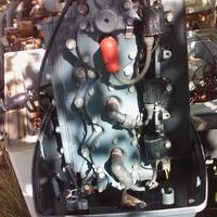 65 Yamaha Outboard Engine 2013