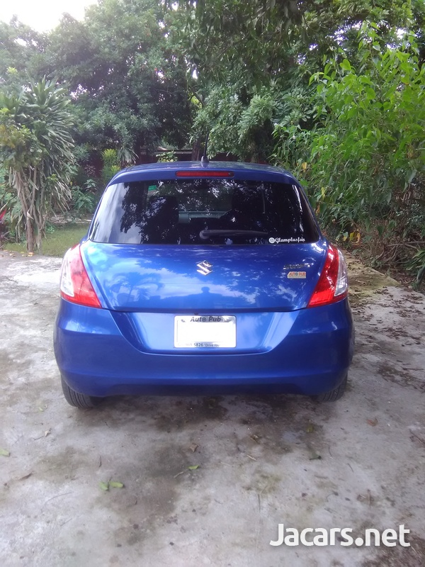 Suzuki Swift 1,2L 2015-3