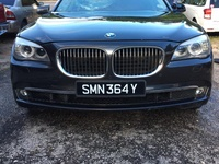 BMW 7-Series 2,0L 2011