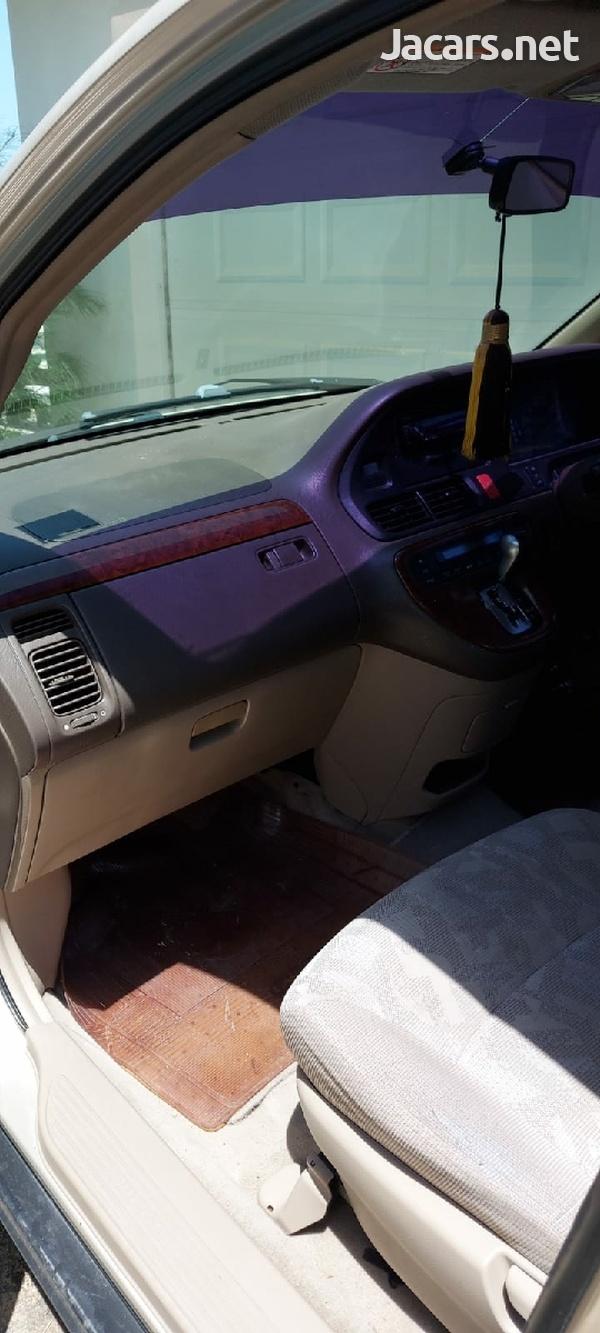 Honda Odyssey 2,5L 2002-14