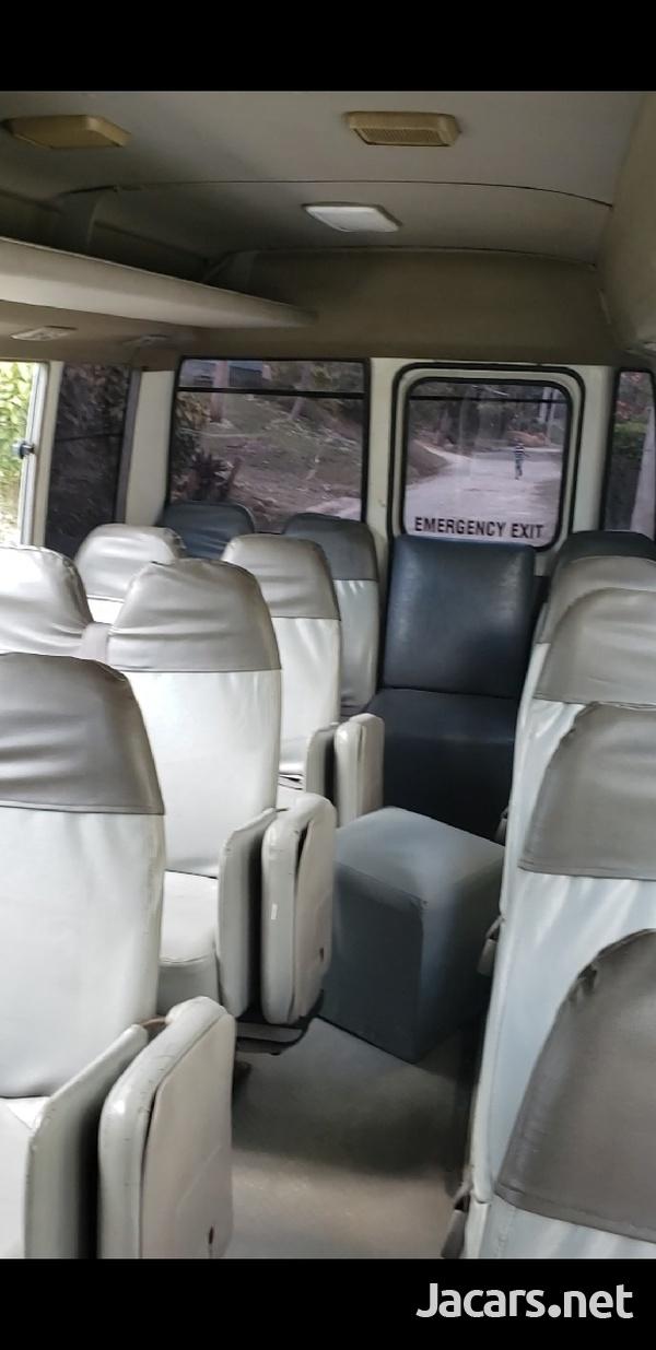 2005 Toyota Coaster Bus-6