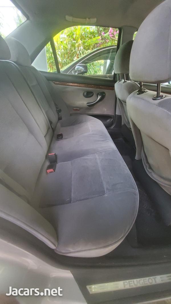 Peugeot 406 2,0L 2001-5