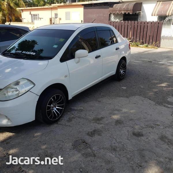 Nissan Tiida 1,8L 2012-2