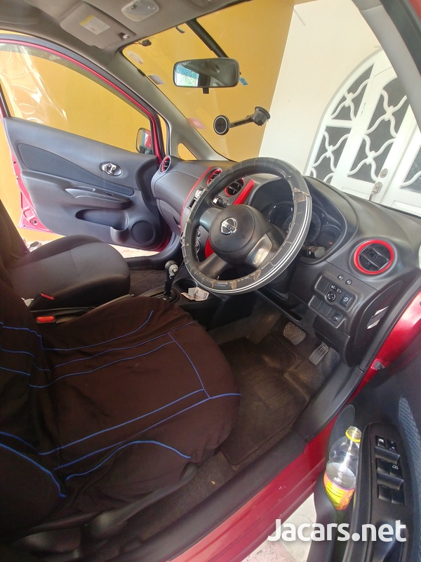Nissan Note 1,2L 2013-4