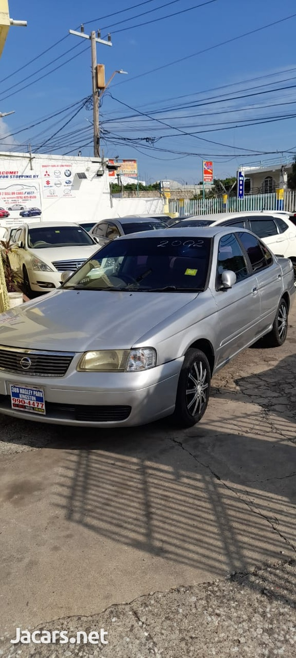 Nissan Sunny 1,5L 2002-3