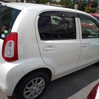 Toyota Passo 1,2L 2014