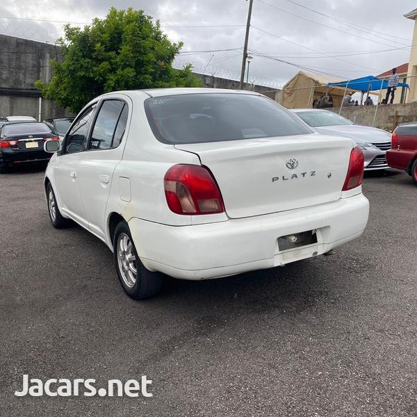 Toyota Yaris 1,5L 2002-5